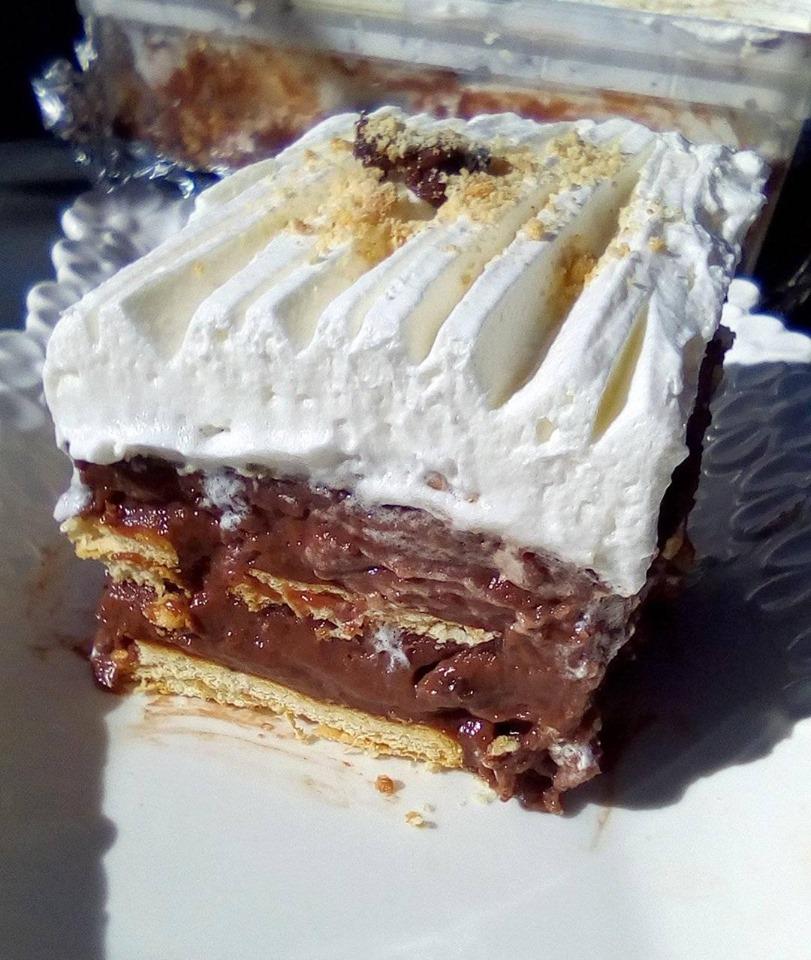 τούρτα κατσαρόλας