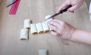 Ζουμερά μηλοπιτάκια με φύλλο κρούστας